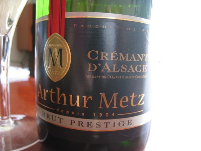 Cremant D\'Alsace (by Arthur Metz)_c0212604_14212057.jpg