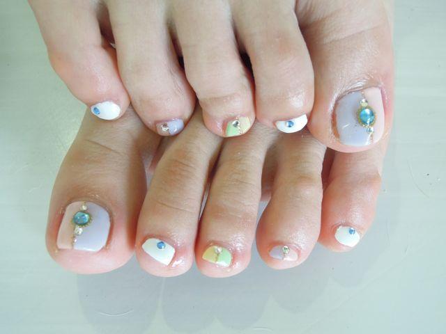 Pastel Nail_a0239065_173159.jpg