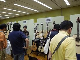 TOKYOハンドクラフトギターフェスティバル2012_f0045667_17345382.jpg