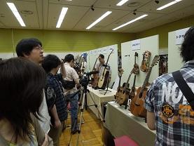 TOKYOハンドクラフトギターフェスティバル2012_f0045667_17352912.jpg