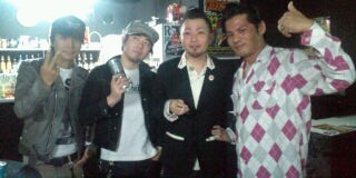 "SLIM JIM PHANTOM & TIM POLECAT JAPAN TOUR 2012 \""ROCK\'N\'ROLL DISCO SPECIAL\""_c0187573_152387.jpg"