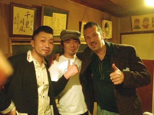 "SLIM JIM PHANTOM & TIM POLECAT JAPAN TOUR 2012 \""ROCK\'N\'ROLL DISCO SPECIAL\""_c0187573_2363811.jpg"