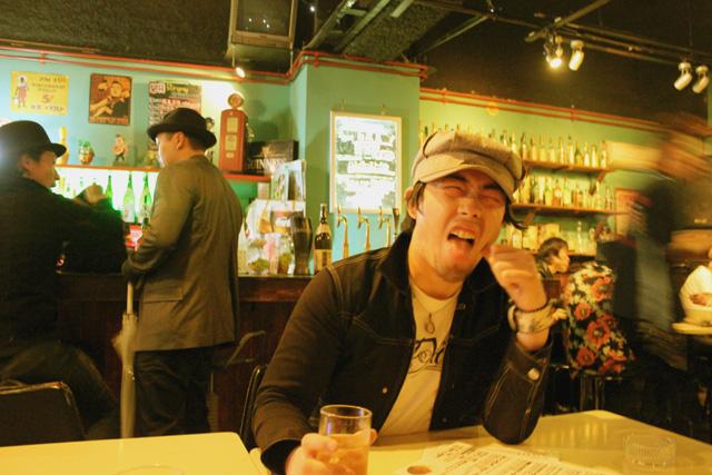 "SLIM JIM PHANTOM & TIM POLECAT JAPAN TOUR 2012 \""ROCK\'N\'ROLL DISCO SPECIAL\""_c0187573_2462586.jpg"