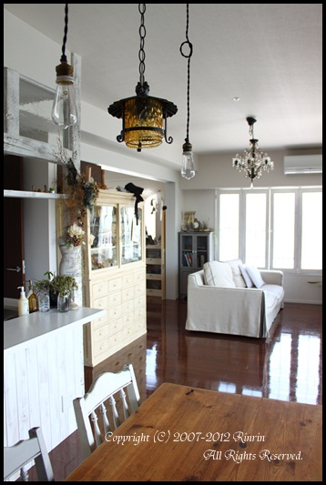 キッチンのお色直しと、三か月目の我が家。_e0237680_14385671.jpg