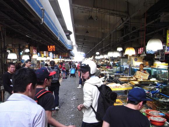 ソウルの魚市場  ~ノリャンジン水産市場再訪~  120506_c0237483_049559.jpg