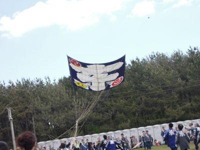 浜松祭り2日目「大凧、いよいよ空へ・・」_e0030586_1139329.jpg
