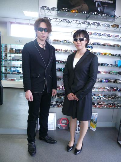 KODAKコダックプレミアム偏光レンズハーフカラー新色発売開始!_c0003493_9354861.jpg