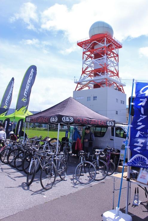 北海道スポーツサイクルフェスティバル in つどーむ 2012 vol2_d0198793_1444647.jpg