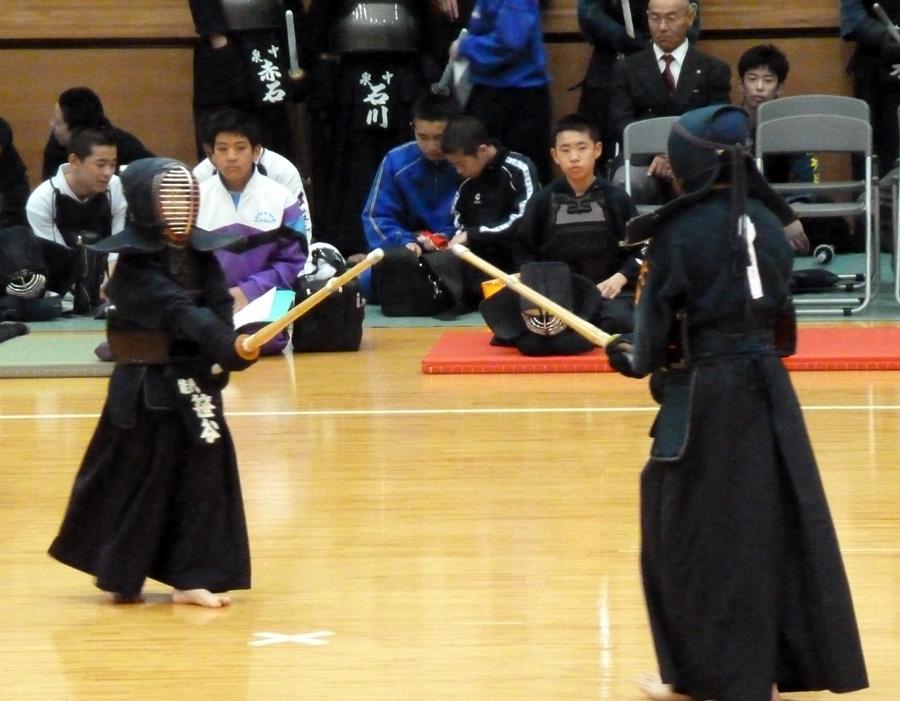 泰斗の剣道の試合!_f0150893_20182993.jpg