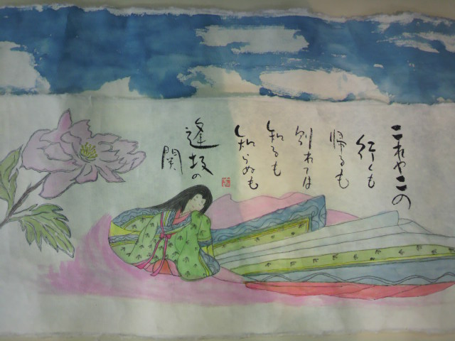 本日の水彩画教室の作品♪_f0237698_1974278.jpg