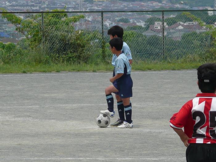 5年生 第63回あすなろ杯少年サッカー大会 予選最終日_a0109316_20233583.jpg