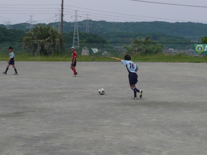 5年生 第63回あすなろ杯少年サッカー大会 予選最終日_a0109316_20235937.jpg
