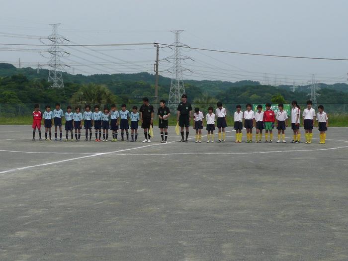 5年生 第63回あすなろ杯少年サッカー大会 予選最終日_a0109316_2023773.jpg