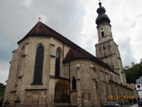 Burghausen 国境の町ブルクハウゼン_e0195766_20172610.jpg