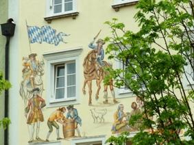 Burghausen オーストリア側から見るブルクハウゼン_e0195766_20185297.jpg