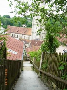 Burghausen オーストリア側から見るブルクハウゼン_e0195766_20231142.jpg