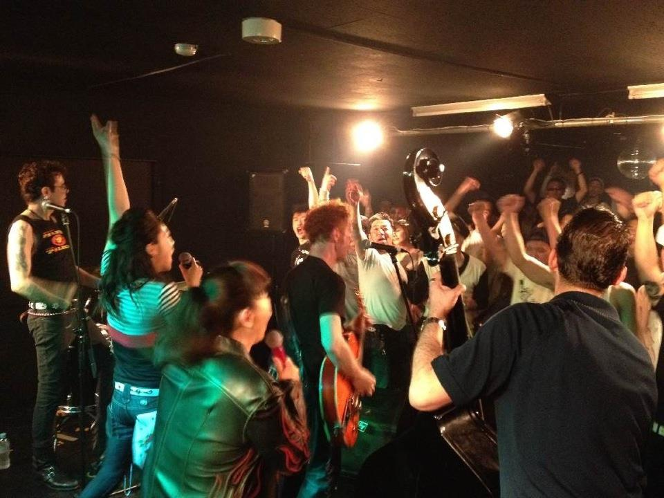 "SLIM JIM PHANTOM & TIM POLECAT JAPAN TOUR 2012 \""ROCK\'N\'ROLL DISCO SPECIAL\""_c0187573_15123817.jpg"
