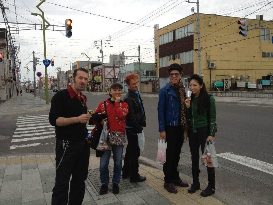 "SLIM JIM PHANTOM & TIM POLECAT JAPAN TOUR 2012 \""ROCK\'N\'ROLL DISCO SPECIAL\""_c0187573_1512578.jpg"