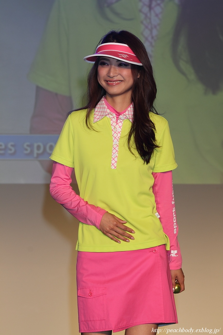 EVEN×RAKUEN GOLF Style Collection 2012 STAGE-C その1_c0215885_1015124.jpg