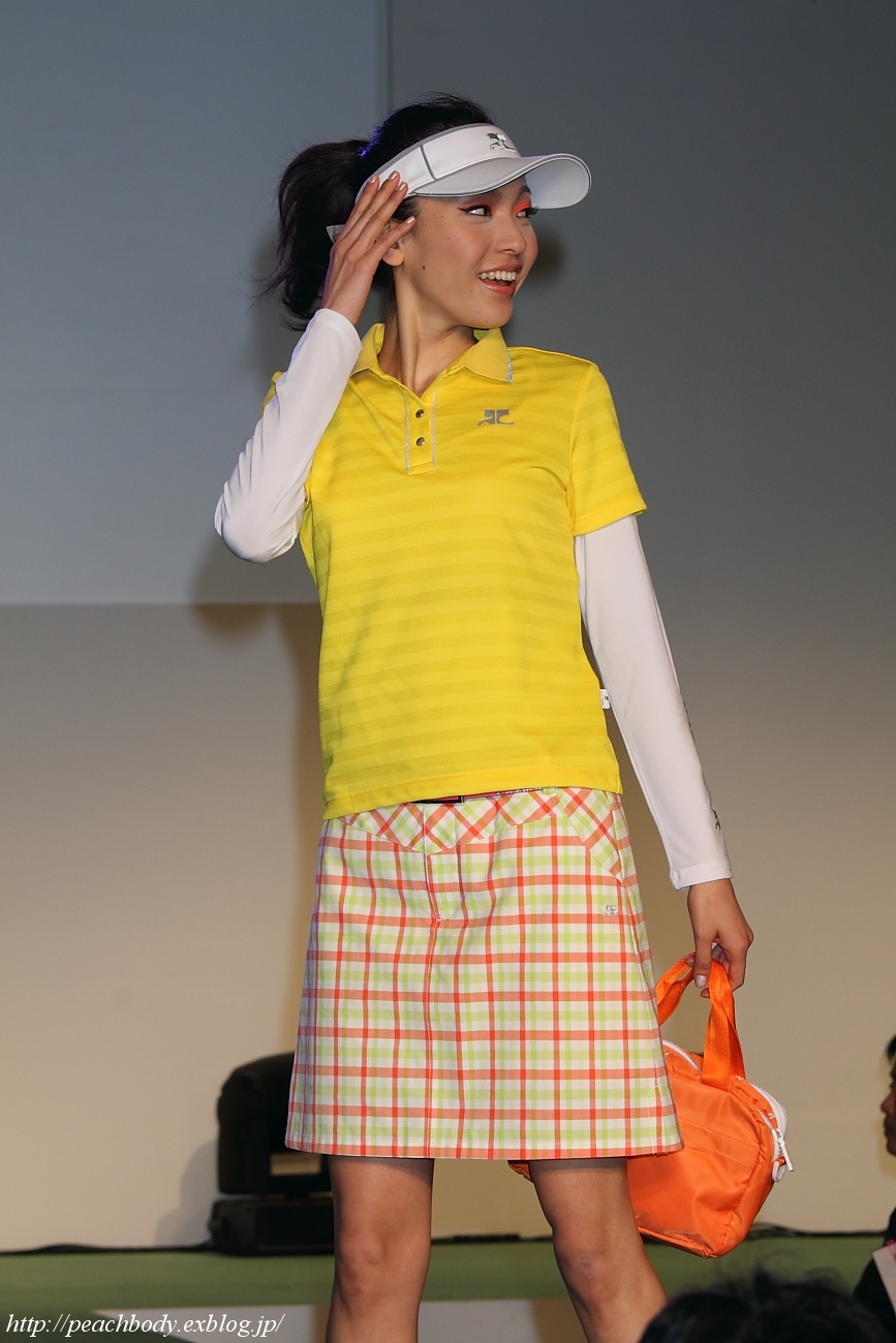 EVEN×RAKUEN GOLF Style Collection 2012 STAGE-C その1_c0215885_1015776.jpg