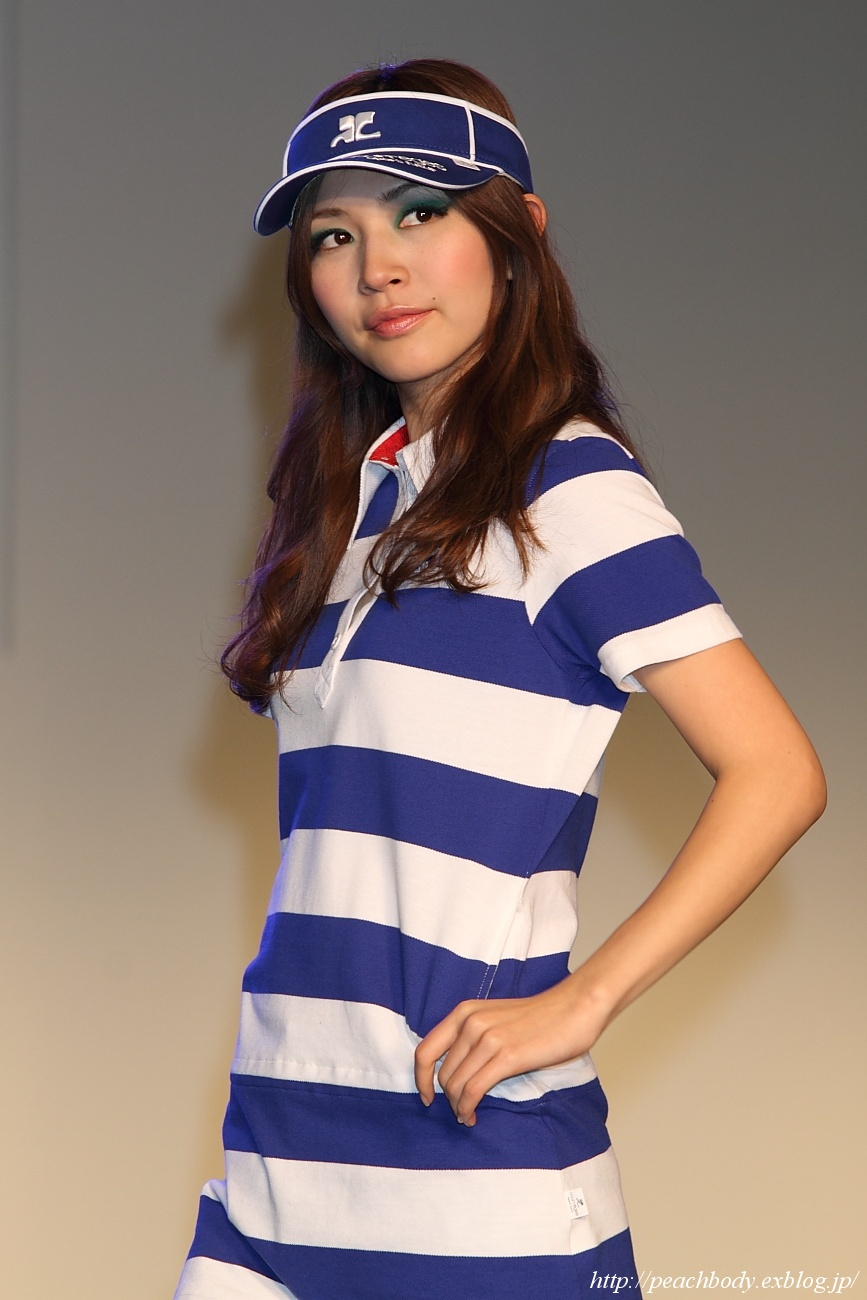 EVEN×RAKUEN GOLF Style Collection 2012 STAGE-C その1_c0215885_1021685.jpg