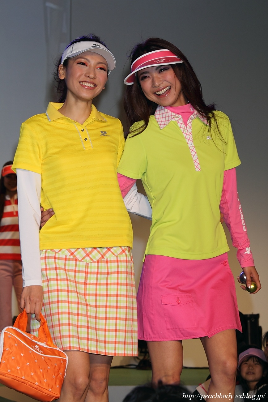 EVEN×RAKUEN GOLF Style Collection 2012 STAGE-C その1_c0215885_102287.jpg