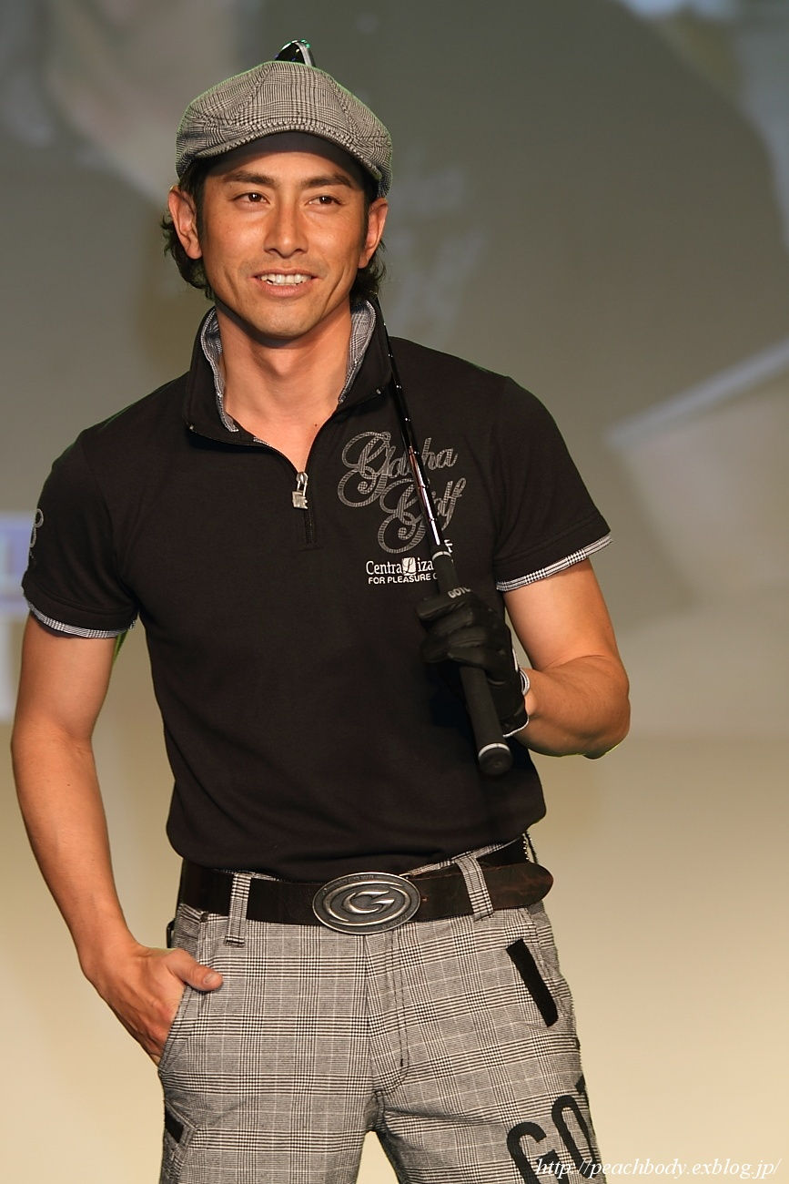 EVEN×RAKUEN GOLF Style Collection 2012 STAGE-C その1_c0215885_1023868.jpg