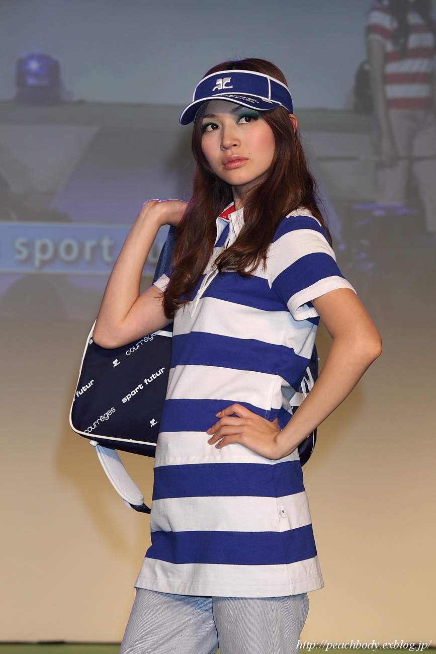 EVEN×RAKUEN GOLF Style Collection 2012 STAGE-C その1_c0215885_102869.jpg