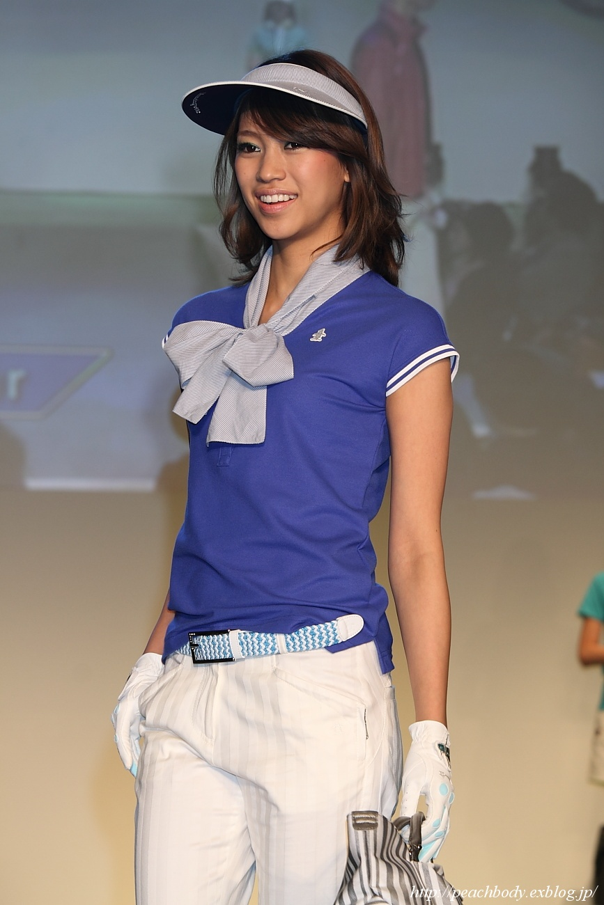 EVEN×RAKUEN GOLF Style Collection 2012 STAGE-C その2_c0215885_22165598.jpg