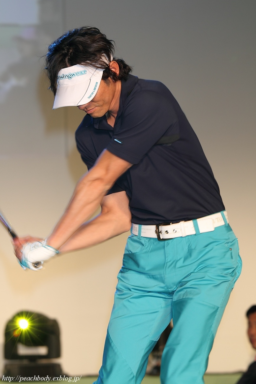 EVEN×RAKUEN GOLF Style Collection 2012 STAGE-C その2_c0215885_22173275.jpg
