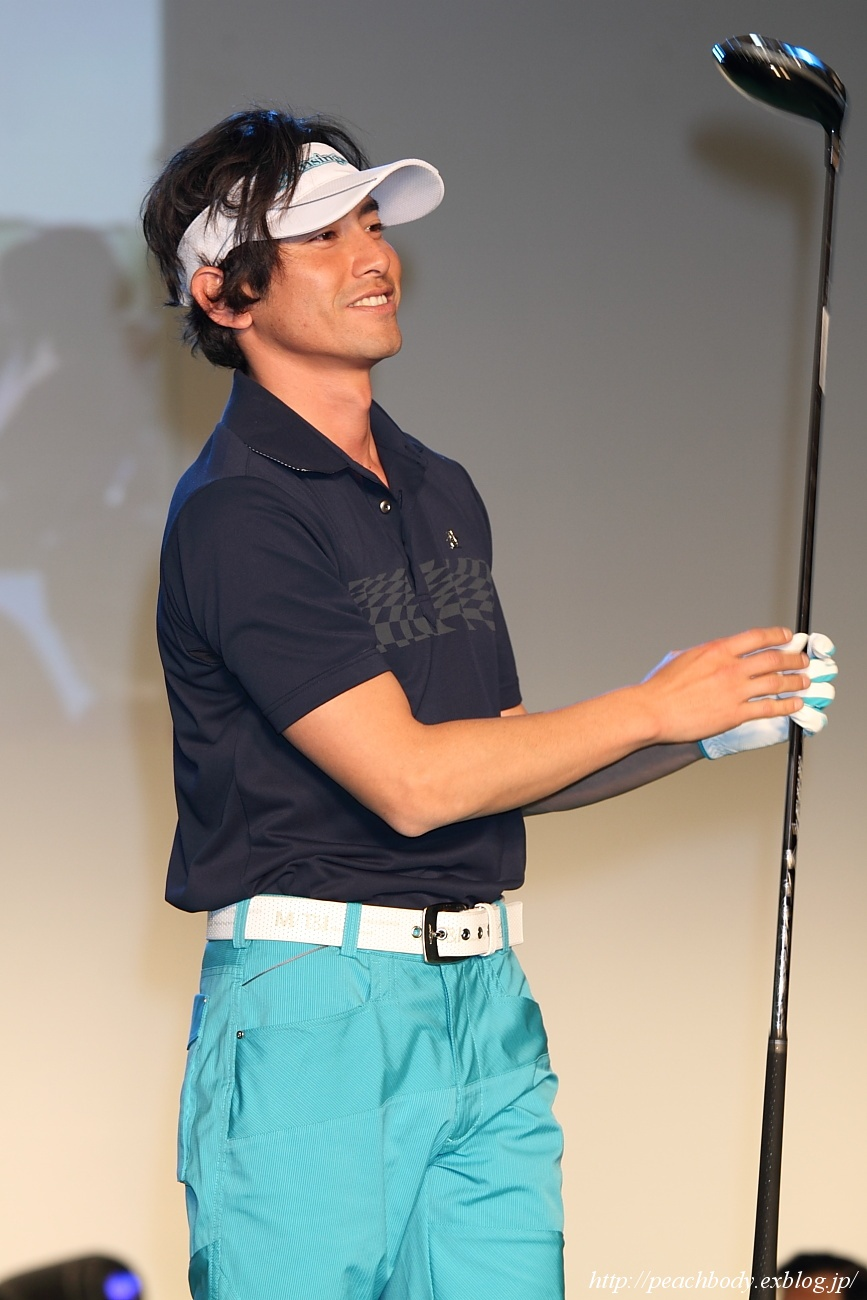 EVEN×RAKUEN GOLF Style Collection 2012 STAGE-C その2_c0215885_221745100.jpg