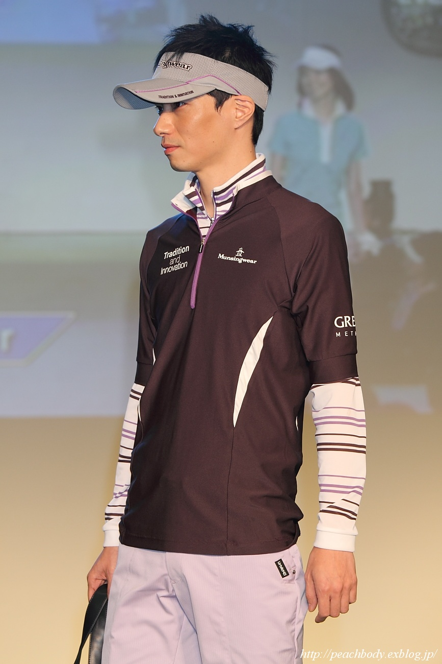 EVEN×RAKUEN GOLF Style Collection 2012 STAGE-C その2_c0215885_2217494.jpg