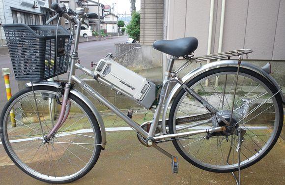 カット 電動 自転車 リミッター