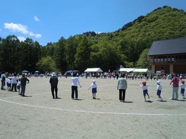 舘岩小学校の運動会_f0227395_1561224.jpg