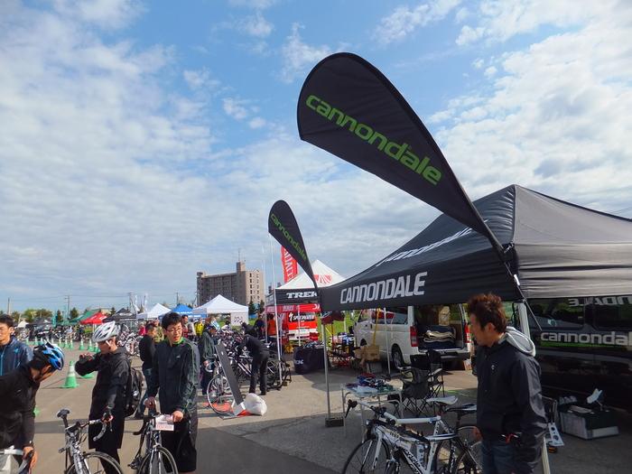 2012 北海道スポーツサイクルフェスティバル in つどーむにイコー! 1日目_c0226202_1914495.jpg