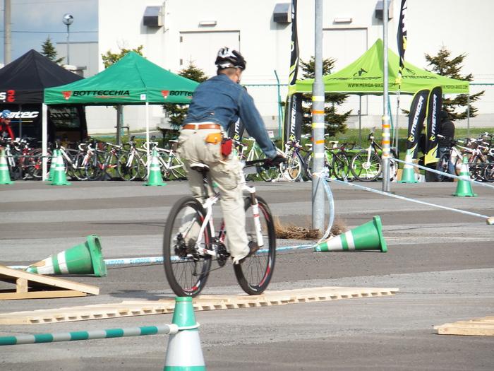 2012 北海道スポーツサイクルフェスティバル in つどーむにイコー! 1日目_c0226202_1923432.jpg