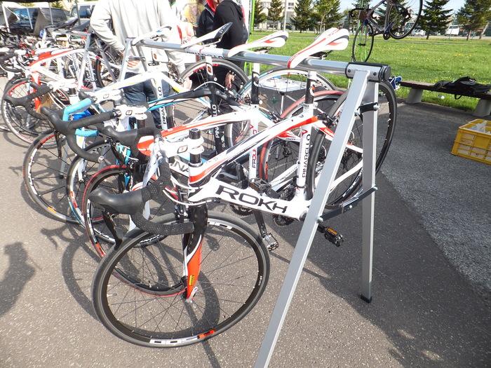 2012 北海道スポーツサイクルフェスティバル in つどーむにイコー! 1日目_c0226202_19345532.jpg