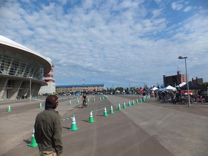 2012 北海道スポーツサイクルフェスティバル in つどーむにイコー! 1日目_c0226202_1975288.jpg