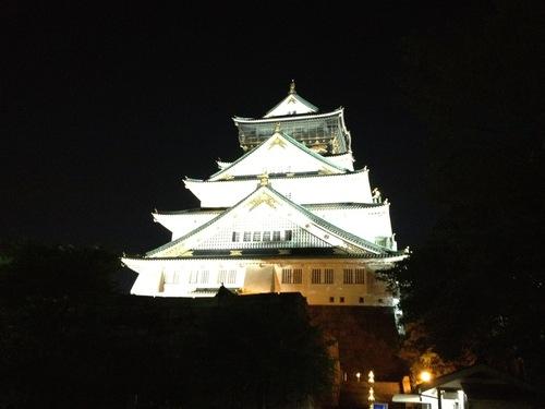 19日のことですが、大阪城のランニング_a0194908_14543613.jpg