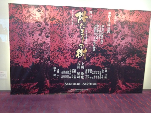陽だまりの樹の舞台_a0194908_15122862.jpg