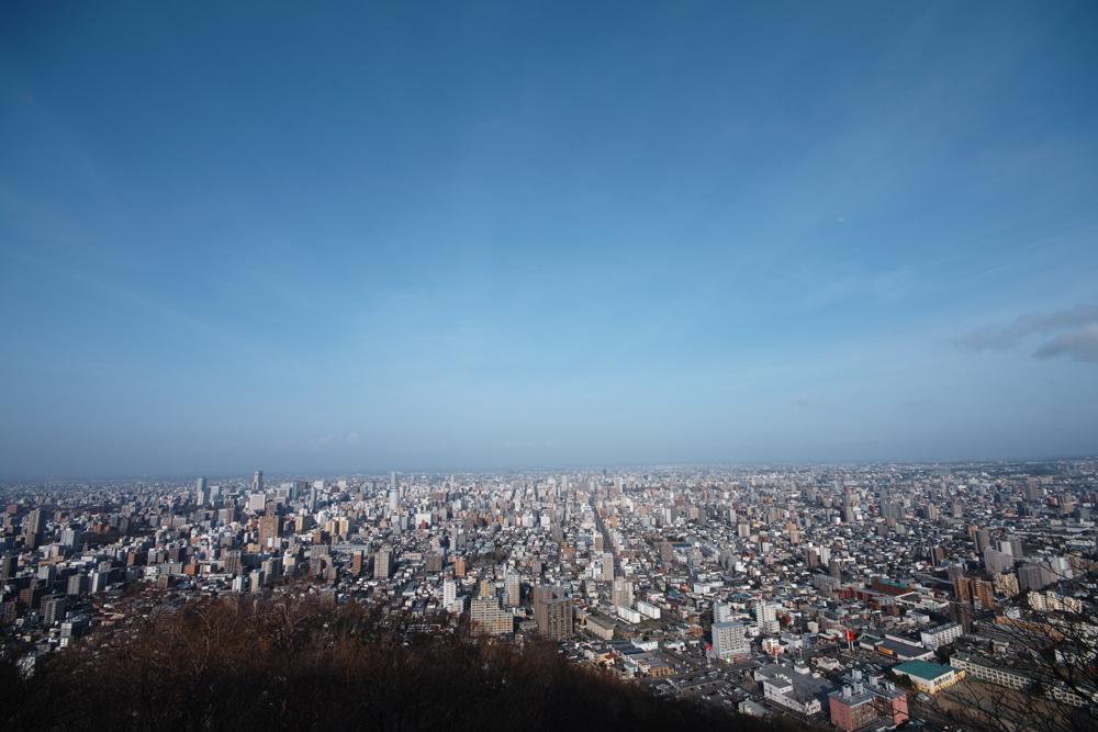 円山登山 ~札幌市内を一望できる気軽なトレッキング~_c0223825_1111756.jpg