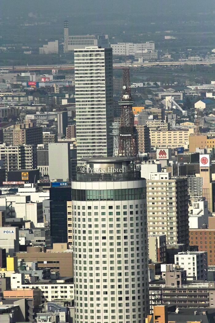 円山登山 ~札幌市内を一望できる気軽なトレッキング~_c0223825_1203063.jpg