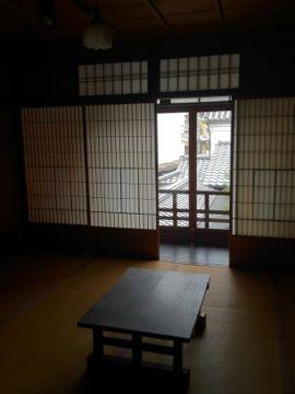京都へ 京町屋・長江家住宅_e0134337_1720131.jpg