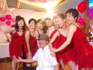 元気の出るポーズ〜素晴らしい音楽とダンスの縁〜_a0103940_21433199.jpg