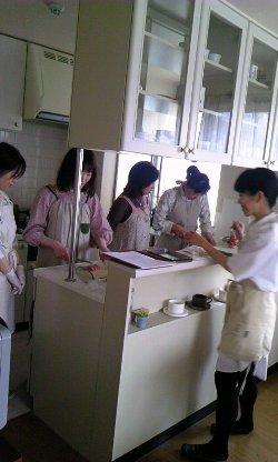 お料理教室「SAI」・特別レッスン _f0224568_2032218.jpg