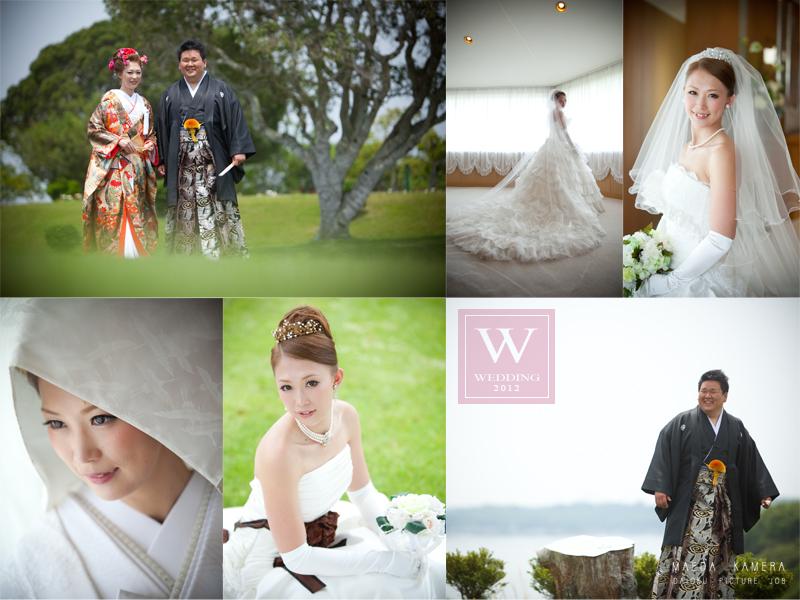 結婚式の前撮り 合歓の郷にて_c0224169_1002535.jpg