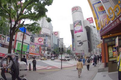 5月21日(月)今日の渋谷109前交差点_b0056983_11481864.jpg