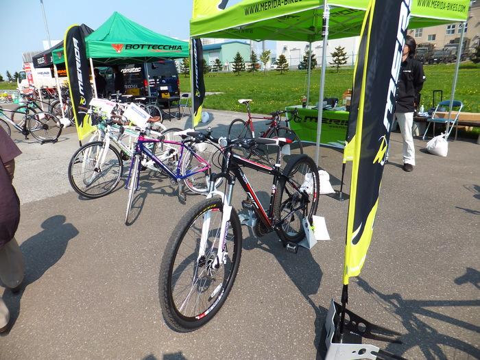 2012 北海道スポーツサイクルフェスティバル in つどーむにイコー! 2日目_c0226202_19222820.jpg
