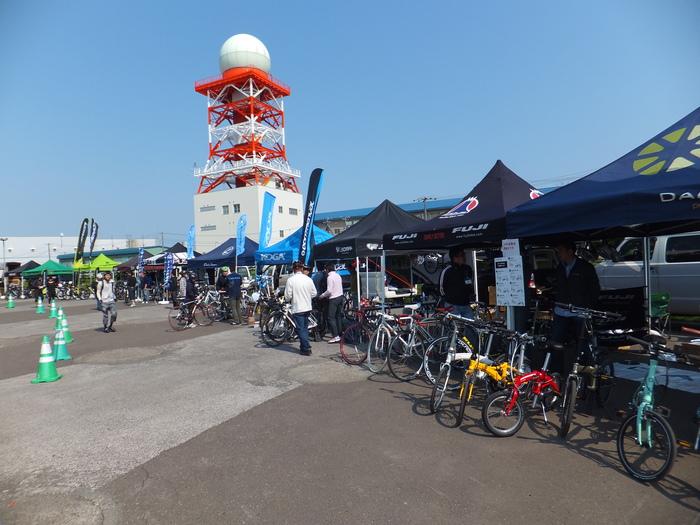 2012 北海道スポーツサイクルフェスティバル in つどーむにイコー! 2日目_c0226202_1926170.jpg