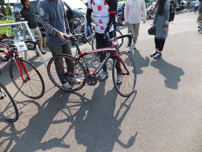 2012 北海道スポーツサイクルフェスティバル in つどーむにイコー! 2日目_c0226202_19275914.jpg